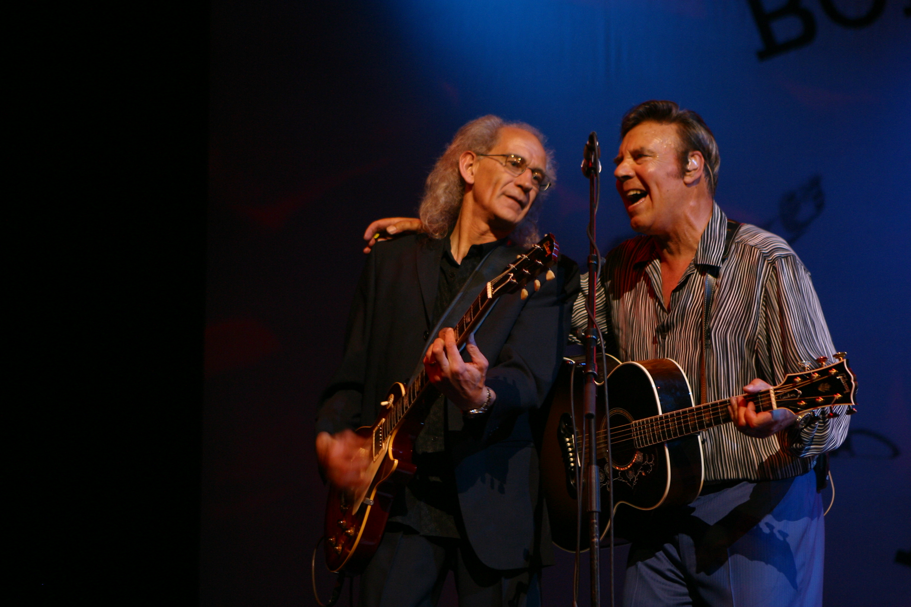 Marty Wilde and guests - London Palladium 27-05-07