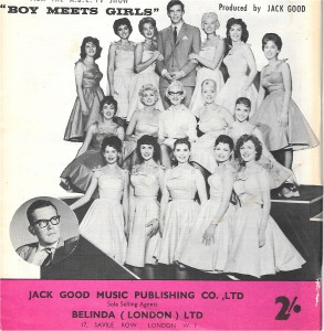 Vernon Girls & Marty WIlde