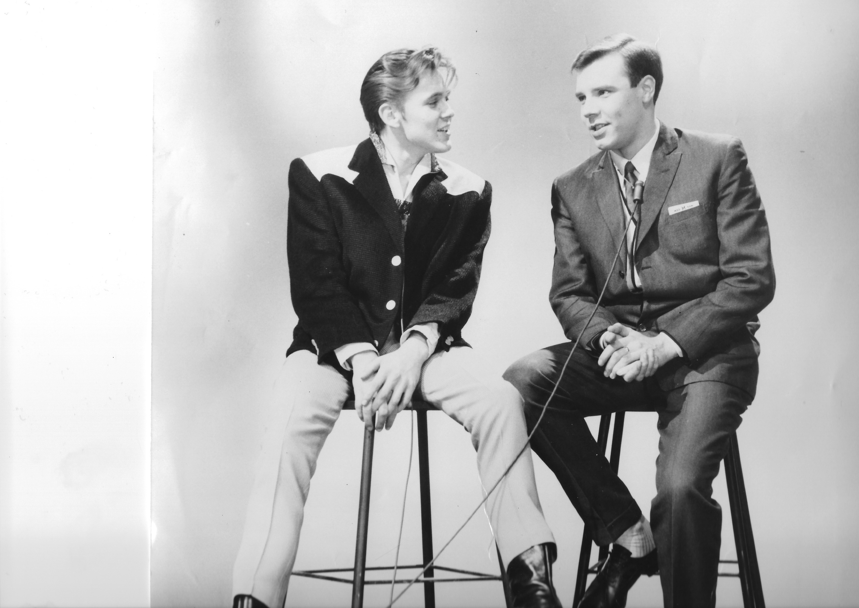 Marty and Billy Fury